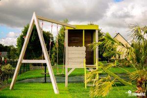 Structure pour enfants