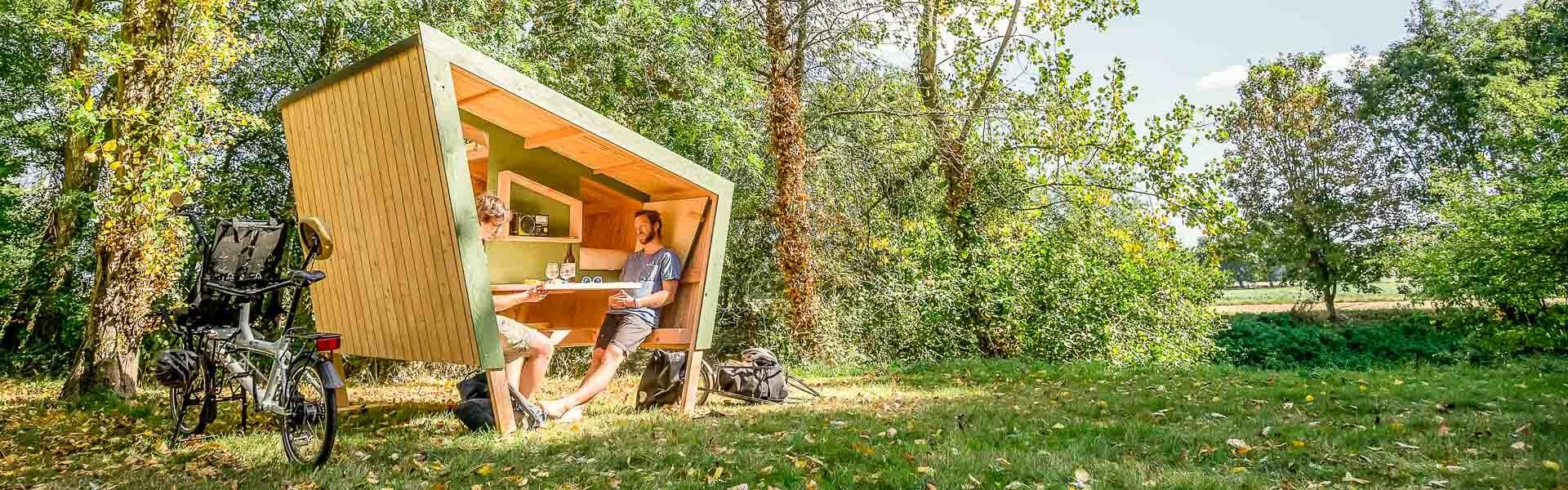 Quel Bois Pour Cabane De Jardin la cabanerie ⋆ structures bois sur mesure